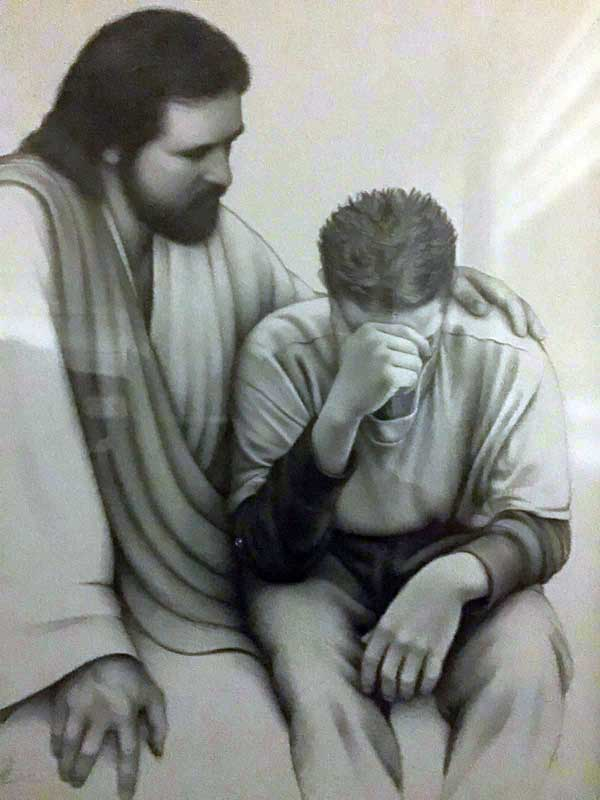 jesuscomforts
