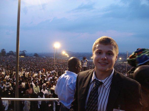 Shader, Nigeria Evangelism