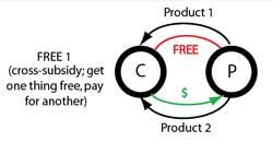 cross subsidize sm