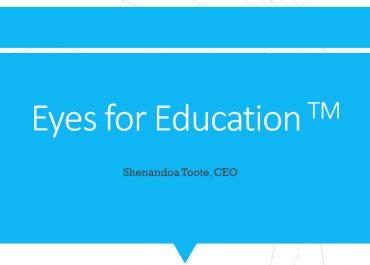 Eyes for Education