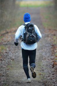 jogger walk