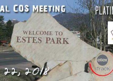 42nd Annual COS Meeting - Estes Park