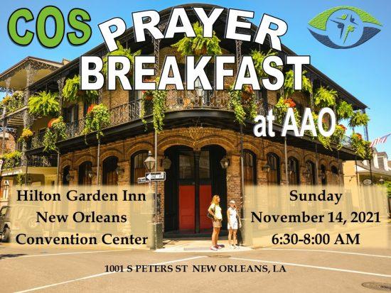 AAO Prayer Breakfast